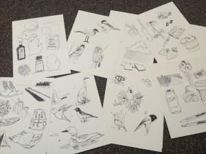 AYOAMD Drawings